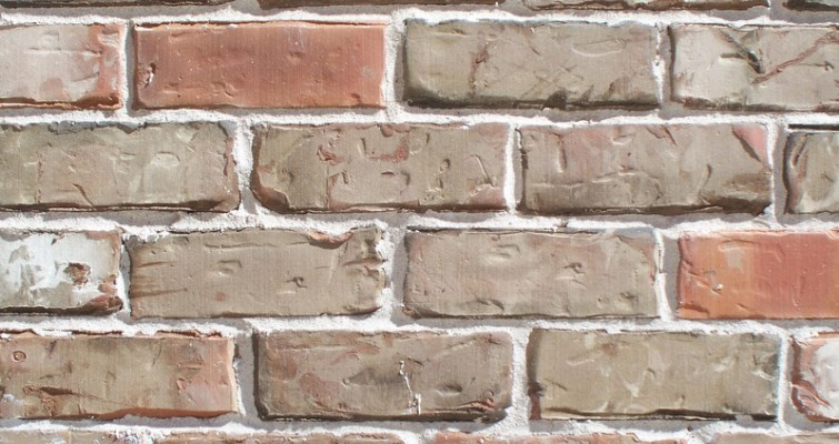 The Color Of Mortar Determines Colors That Come Out Brick Most Are Laid With Gray Cement Being Least Expensive
